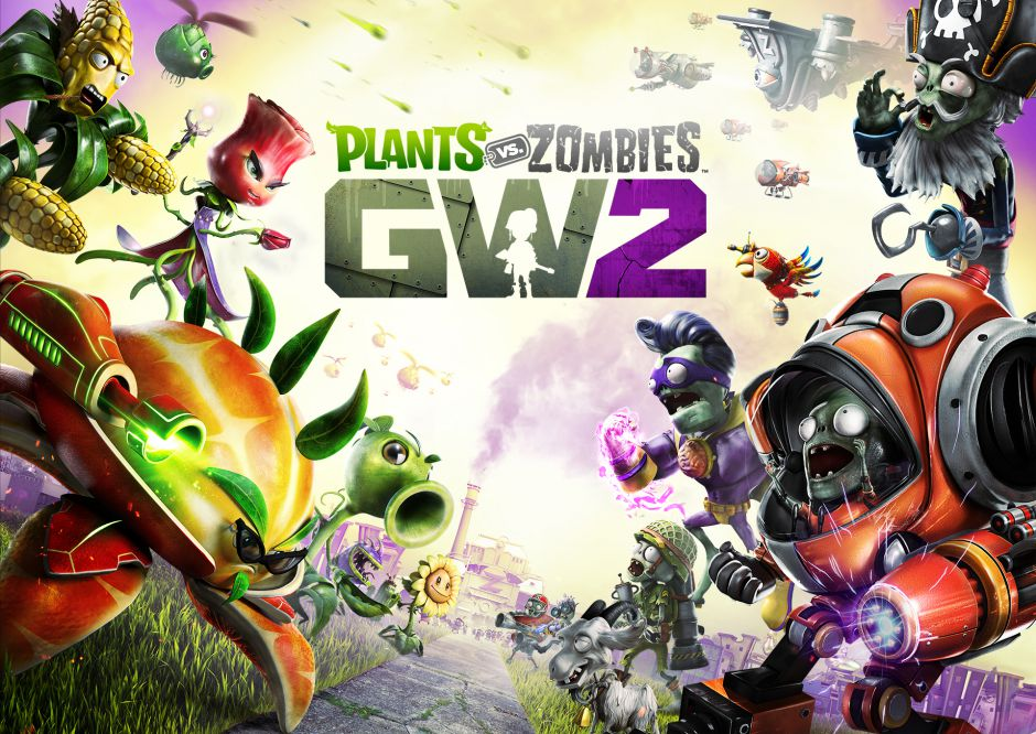 Gratis para miembros GOLD este fin de semana Plants Vs Zombies: GW2