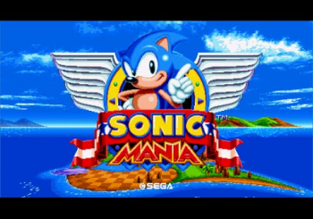 Nuevo gameplay de Sonic Mania