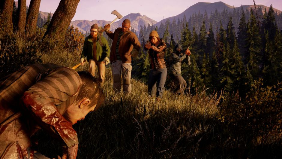 State of Decay 2 será todo un triple-A