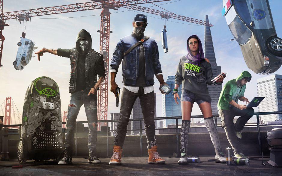 La narrativa de Watch Dogs 2 permitirá un gameplay diverso