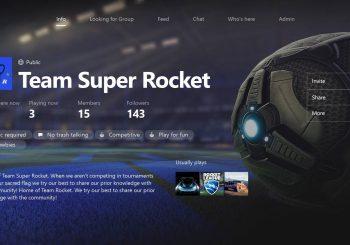 Ahora si, los clubs ya están disponibles en Xbox One en esta última actualización