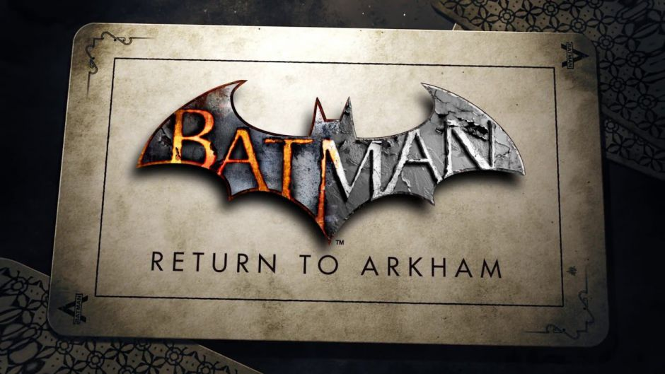Tráiler de lanzamiento de Batman Return to Arkham