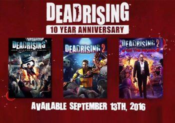 Nuevos tráilers de Dead Rising Collection
