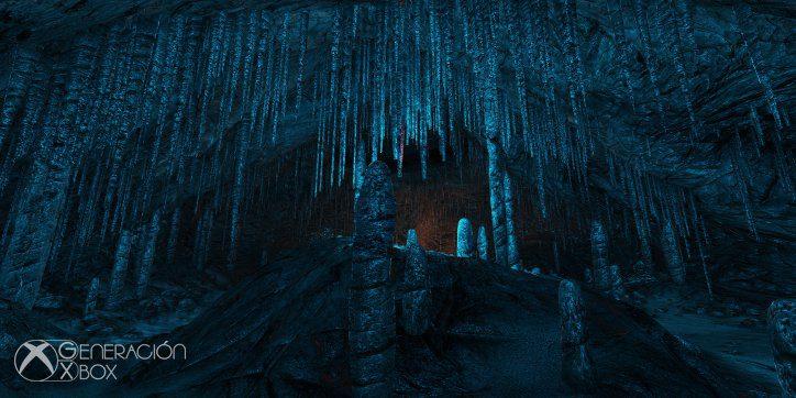 Típica duda de una gruta: ¿Lo que cuelga son estalactitas o estalagmitas?