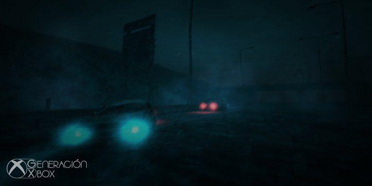 Sí, es lo que parece: una autopista bajo el agua. Lo más normal del mundo, vamos.