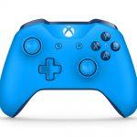 No te pierdas lo bonito que es este mando inalámbrico en azul cyan 1