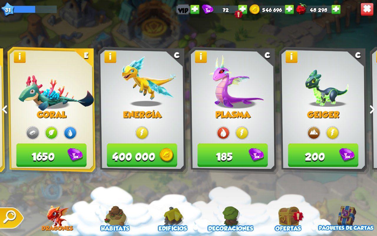 Cientos de dragones y contenido listos para que le eches horas al juego.