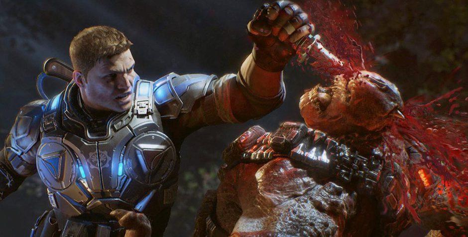 Acusan de plagio al arte promocional de Gears of War 4 de México