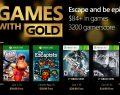 Ya conocemos los juegos con Gold del mes de octubre