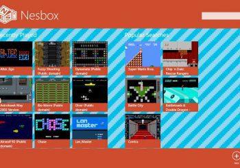 Parece que finalmente si podremos jugar a Nesbox en Xbox One