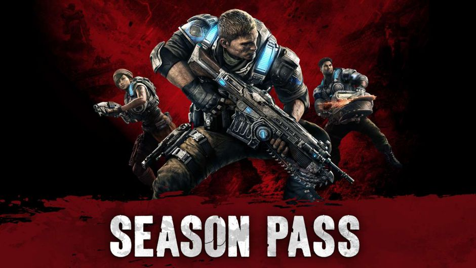 Gears of War 4 amplía su Pase de Temporada