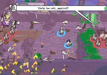 La Beta cerrada de Pit People, lo nuevo de los creadores de Castle Crashers comienza el 8 de Septiembre