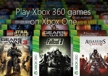 Cuatro nuevos juegos llegan a la retrocompatibilidad