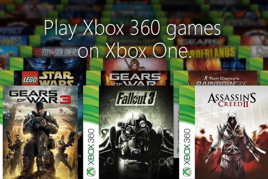 Tres nuevos juegos llegan a la retrocompatibilidad