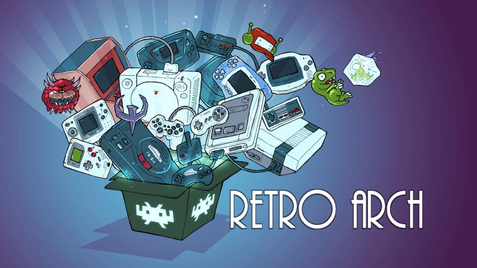 Tutorial de RetroArch Web para Xbox One
