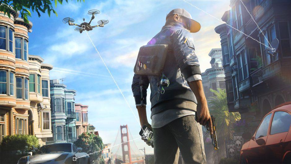Ubisoft regalará a los mejores estudiantes hackers copias de Watch Dogs 2