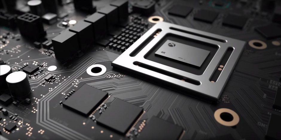 Xbox Scorpio ya es imparable, avanza a un ritmo increíble