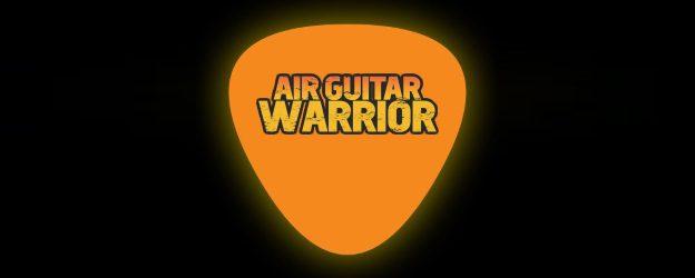Presentado Air Guitar Warrior para Kinect