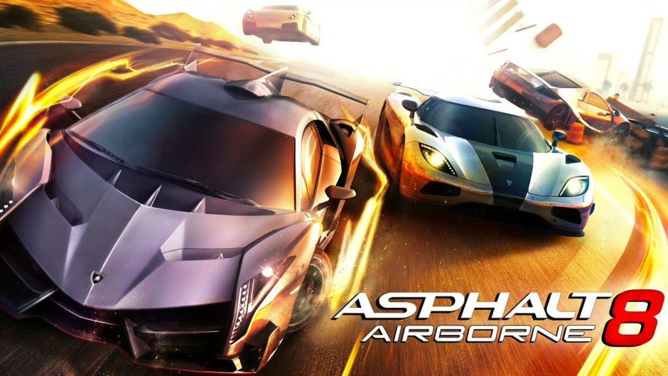 Asphalt 8 Airborne se actualiza y estas son sus novedades