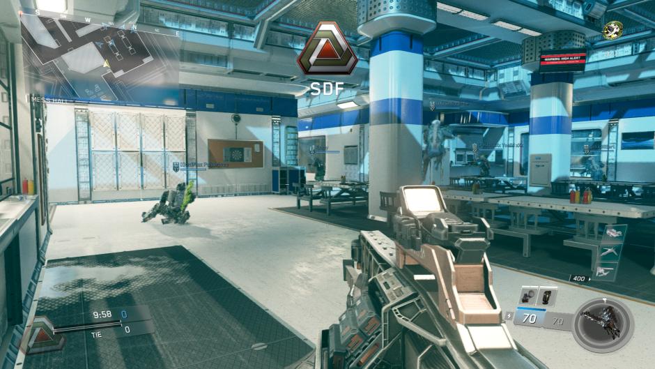 Impresiones beta Call of Duty: Infinite Warfare