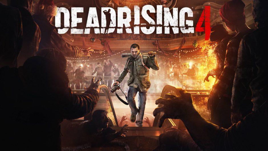 Capcom confirma que Dead Rising 4 no tendrá campaña cooperativa
