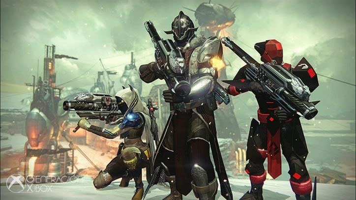 Destiny: Los Señores de Hierro ha vendido más que el Destiny original en su primera semana