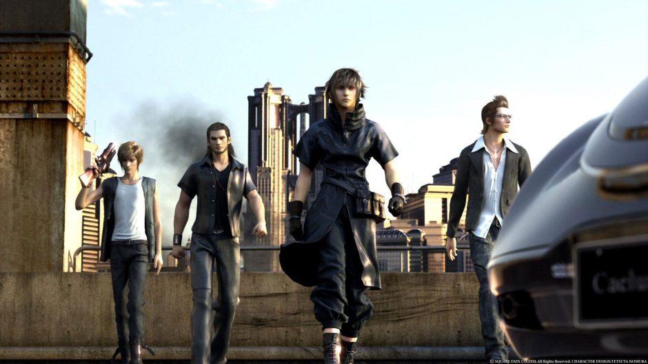 Te contamos como jugar a la demo Judgment Disc de Final Fantasy XV que ya está disponible