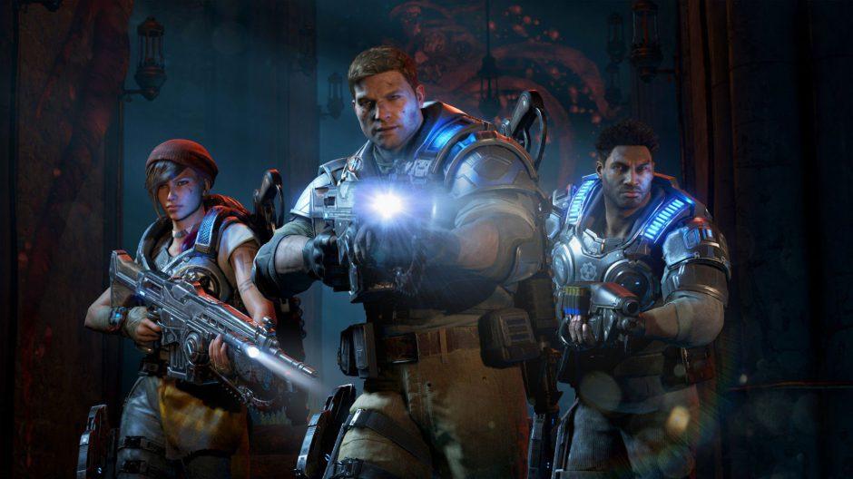 Nuevo parche para Gears of War 4 que corrige errores en el matchmaking