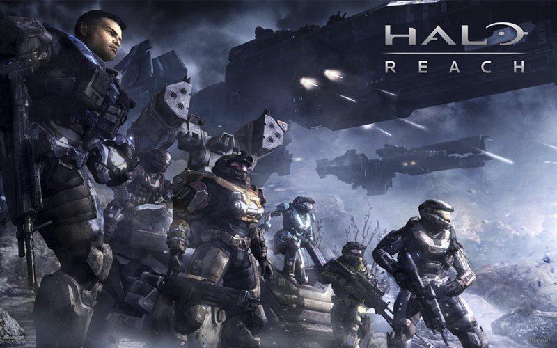 Reach remasterizado debuta con éxito en Steam y en Twitch — Halo