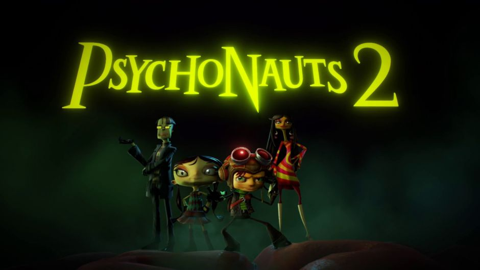 Double Fine reitera que Psychonauts 2 saldrá en 2021