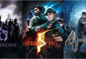 """Los """"remasters"""" de Resident Evil 4, 5 y 6 son un éxito de ventas"""