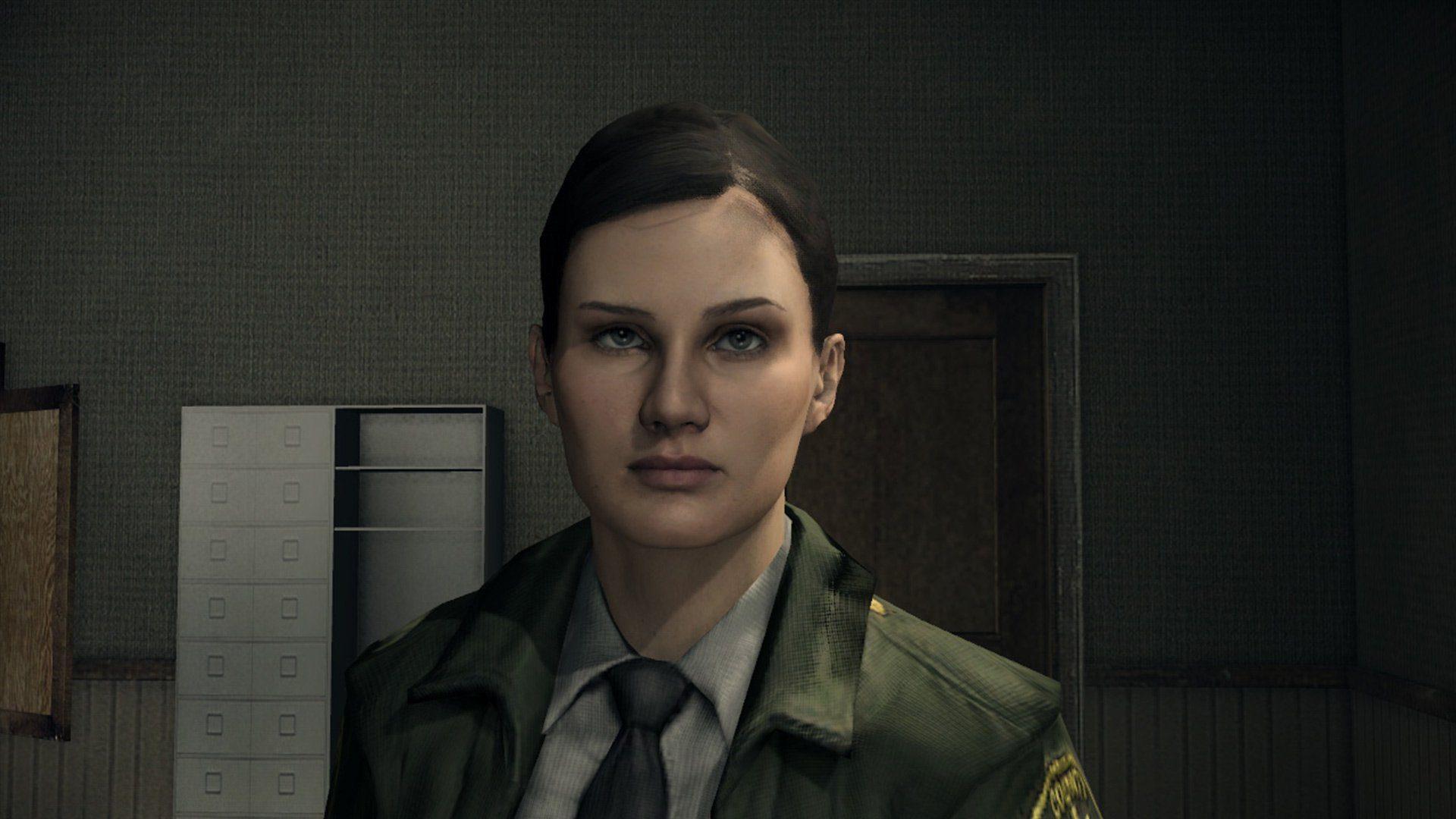 La heriff Sarah Breaker también fue doblada por Olga Velasco.
