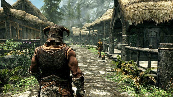 ¿Pensando en comprarte Skyrim Remaster? Aquí su comparación con la versión de Xbox 360