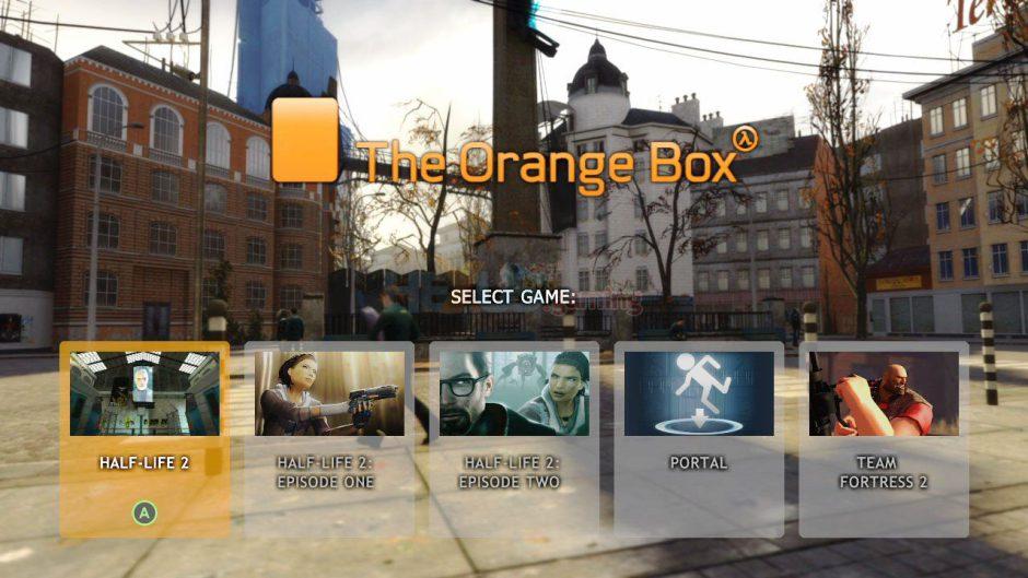 Juega a Half-Life 2 en Xbox One: The Orange Box ya es retrocompatible