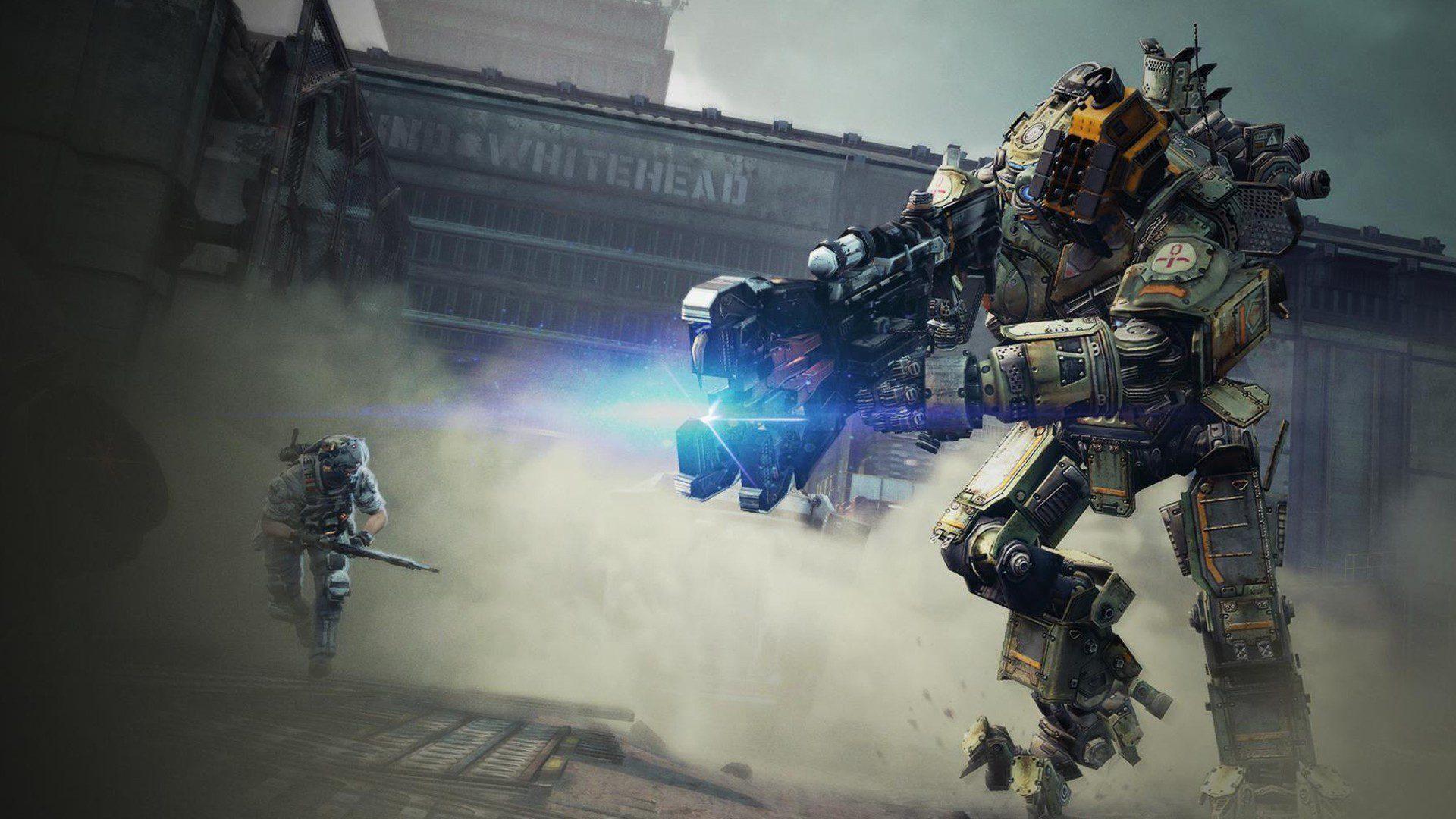 Titanfall 2 Tampoco Se Libra De La Actualización Day One