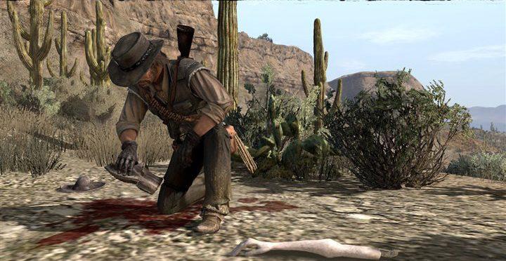 Marston se debe de estar preguntando qué haría el asesino con la otra bota.