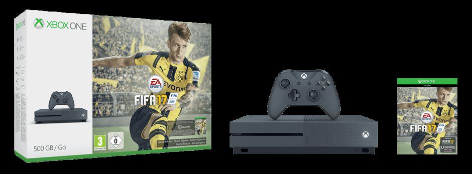 Azul oceánico y Gris tormenta, las nuevas Xbox One S para España