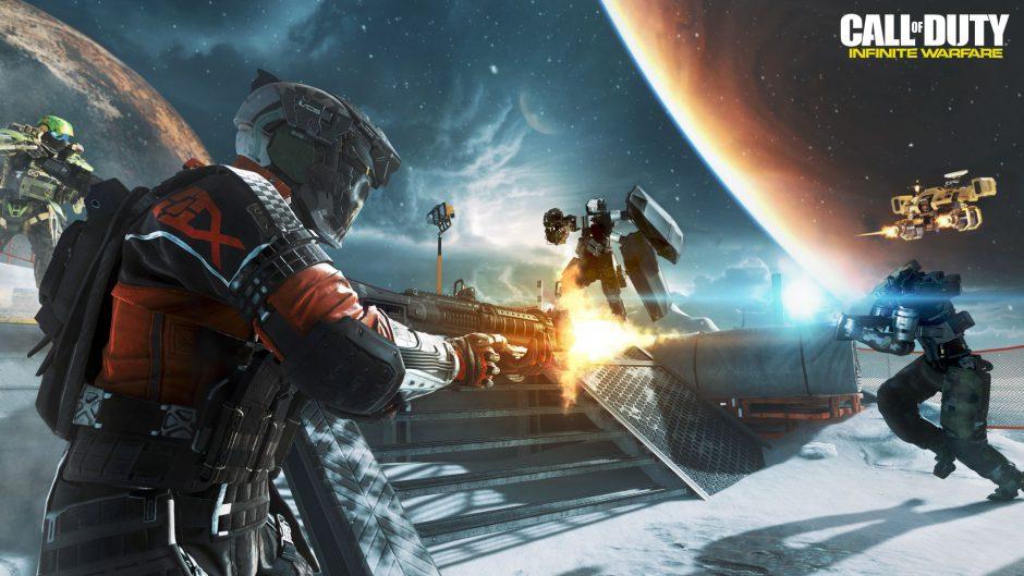 Call of Duty Infinite Warfare hace gala del uso abusivo en las microtransacciones