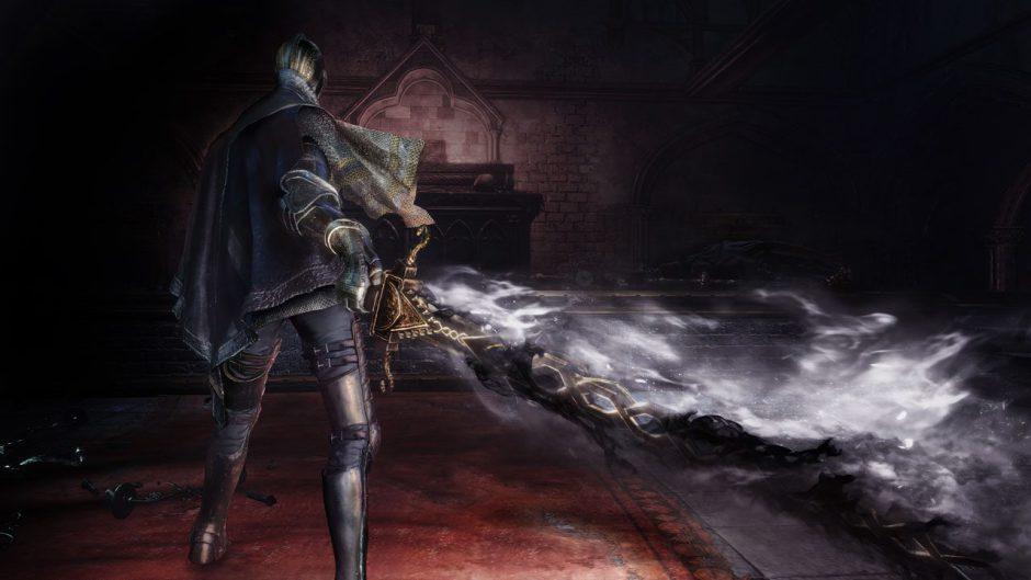 Nuevo trailer de Ashes of Ariandel de Dark Souls 3 donde nos muestra nuevo mapa del PvP