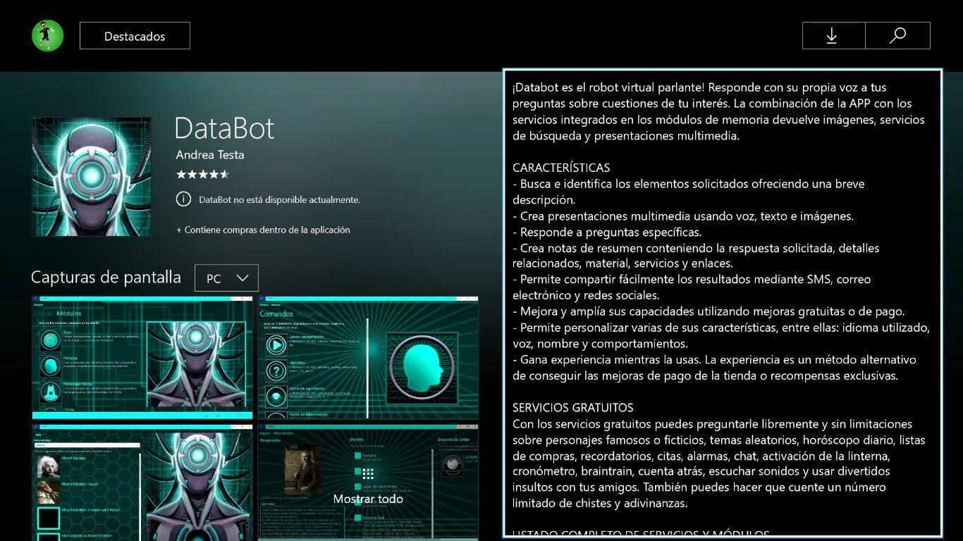 databot-generacion-xbox-one