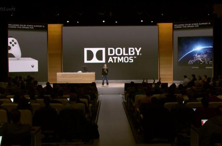 La tecnología de audio Bitstream Dolby Atmos llega a TODAS las Xbox One