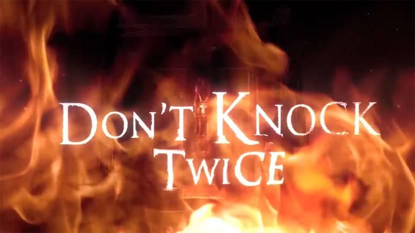 Don't Knock Twice, el juego basado en una película, de terror llegará a Xbox One