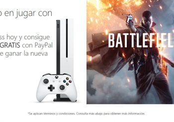 Únete a EA Access y consigue tu segundo mes GRATIS con PayPal y la posibilidad de ganar la nueva Xbox One S