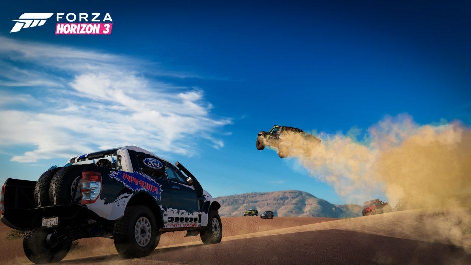 Esto es todo lo que mejora en el nuevo parche de Forza Horizon 3