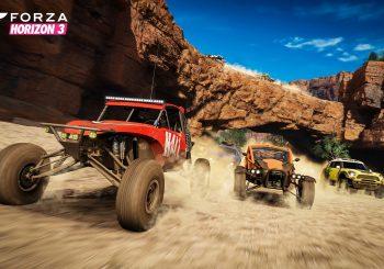 Forza Horizon 3 tendrá más parches que mejorarán su rendimiento