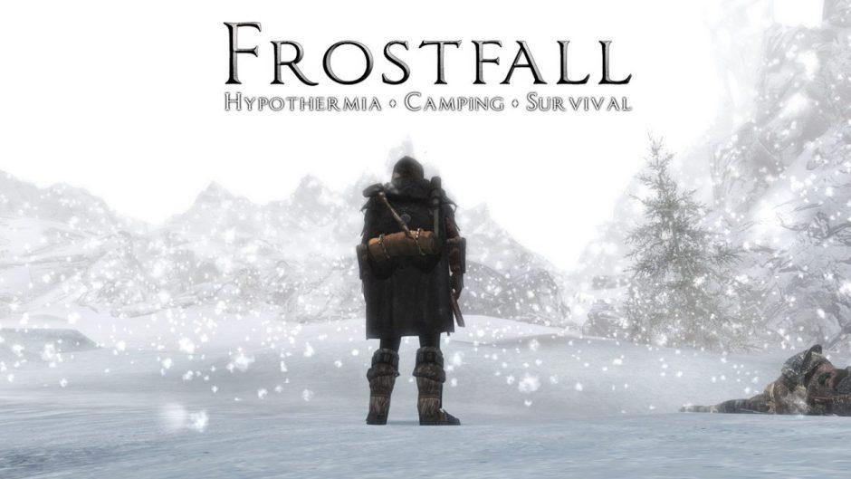 Frostfall uno de los mejores mods de supervivencia Skyrim en PC, llega a Xbox One