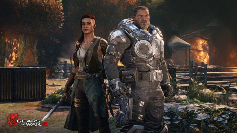 Guía completa de todos los coleccionables de Gears of War 4