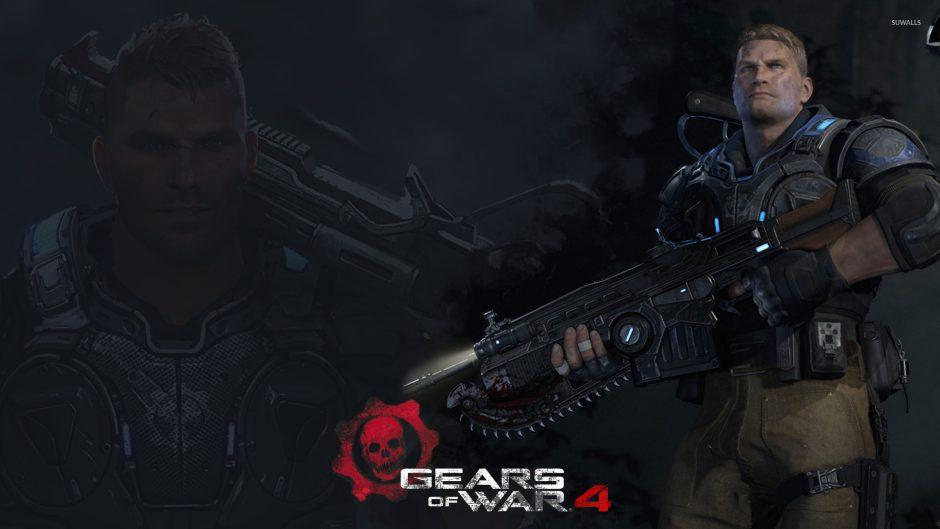 Gears of War 4 es el exclusivo más vendido en UK esta semana