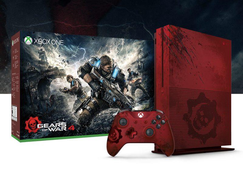 Flipa con nuestro Unboxing de la Xbox One S edición Gears of War 4