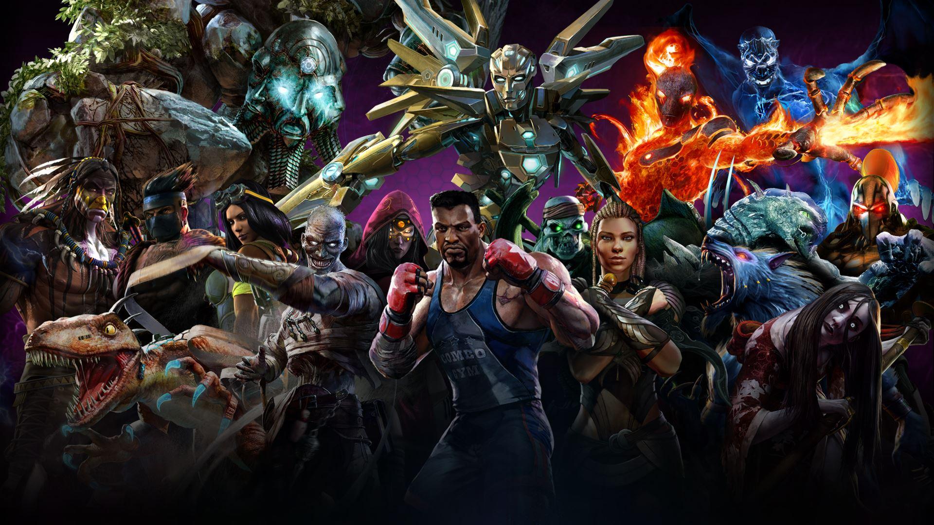 Killer Instinct im TestVideo Zum Launch der Xbox One am 22 November ist auch das viel versprechende Beat emUp von Double Helix Games erhältlich